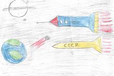 Автор: Неустроев Сережа   Космическая одиссея