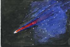 Автор: Прасолова Дарья   Космическая одиссея