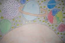 Автор: Ангольлд Ваня   Космическая одиссея