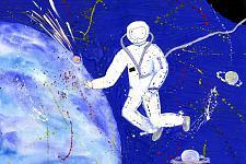 Автор: Фазылова Алёна   Космическая одиссея