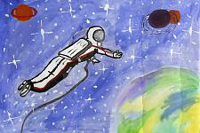 Автор: Николаев Алексей   Космическая одиссея