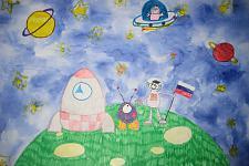 Автор: Красноход Артем   Космическая одиссея