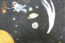 Автор: Худякова Дарья   Космическая одиссея