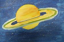 Автор: Давыдова Евдокия   Космическая одиссея