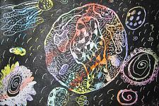 Автор: Гурина Елизавета   Космическая одиссея