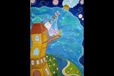 Автор: Подстрехи Мария   Космическая одиссея