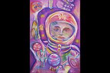 Автор: Миннахметова Настя   Космическая одиссея
