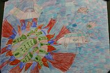 Автор: Хафизов Ленар   Космическая одиссея