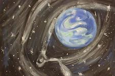 Автор: Марьясина Дарья   Космическая одиссея