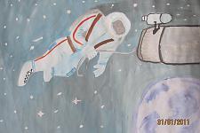 Автор: Пятков Андрей   Космическая одиссея