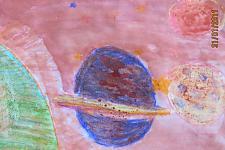 Автор: Бакланова яна   Космическая одиссея