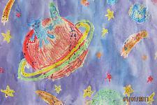 Автор: Чучмарь Мария   Космическая одиссея