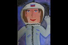 Автор: Титенко Женя   Космическая одиссея