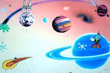 Автор: Головизнин Никита   Космическая одиссея