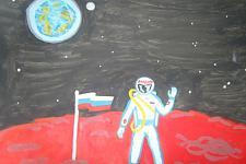 Автор: Кроттер Вова   Космическая одиссея