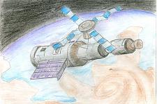 Автор: Никифоров Тимофей   Космическая одиссея