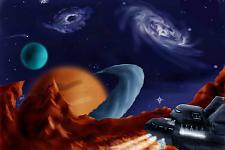 Автор: Кошпанов Артас   Космическая одиссея