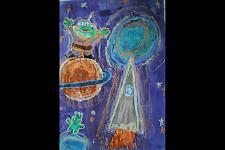 Автор: Ладо Влада   Космическая одиссея