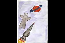 Автор: Зиганшин Ильназ   Космическая одиссея