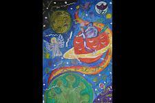 Автор: Крючкова Любовь   Космическая одиссея