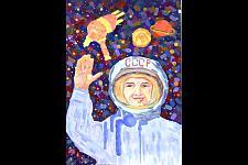 Автор: Седунова Яна   Космическая одиссея