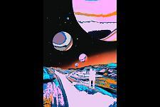 Автор: Волохова Наташа   Космическая одиссея