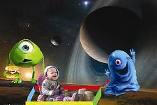Автор: Хохлова Люба   Космическая одиссея