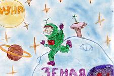 Автор: Адамова Дарья   Космическая одиссея