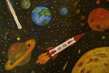 Автор: Акимова Анастасия   Космическая одиссея