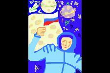Автор: Стёпкина Софья   Космическая одиссея