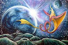 Автор: Пеганова Мария   Космическая одиссея