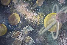 Автор: Спиридонова Ксения   Космическая одиссея