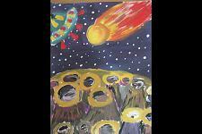Автор: Коробейникова Ира   Космическая одиссея