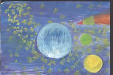 Автор: Власова Инна   Космическая одиссея