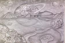 Автор: Хлебникова Кристина   Космическая одиссея