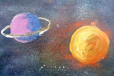 Автор: Фатьянова Варвара   Космическая одиссея