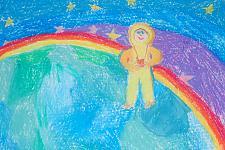Автор: Головкина Соня   Космическая одиссея