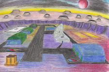 Автор: Корольский Евгений   Космическая одиссея
