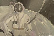 Автор: Рчеулишвили Александра   Космическая одиссея