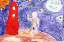 Автор: Красноносеньких Ваня   Космическая целина