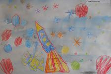 Автор: Соня Балашова   Космическая целина