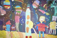 Автор: Лаврушин Никита   Космическая целина
