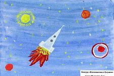 Автор: Мышкина Лера   Космическая одиссея