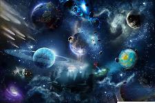 Автор: Ашимов Жанторе   Космическая одиссея