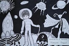 Автор: Мурашко Гордей   Космическая одиссея