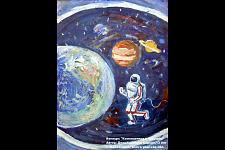 Автор: Джанбахышов Сархан   Космическая целина