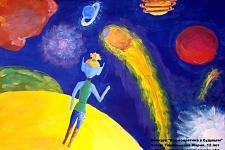 Автор: Торянникова Мария   Космическая одиссея