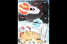 Автор: Карпенко  Мартин   Космическая одиссея