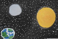 Автор: Трофимов Захар   Космическая одиссея