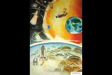 Автор: Орынтай Баглан   Космонавтика в будущем